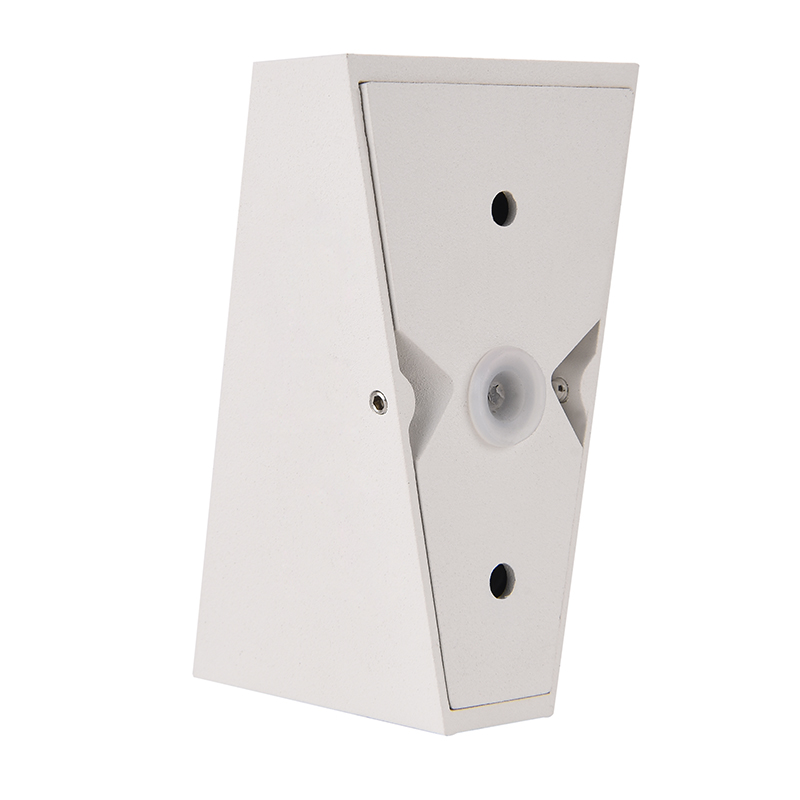 Waterproof Outdoor Wall Lamp Dual-Head