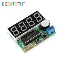 High Quality C51 4 Bits Electronic Clock Electronic