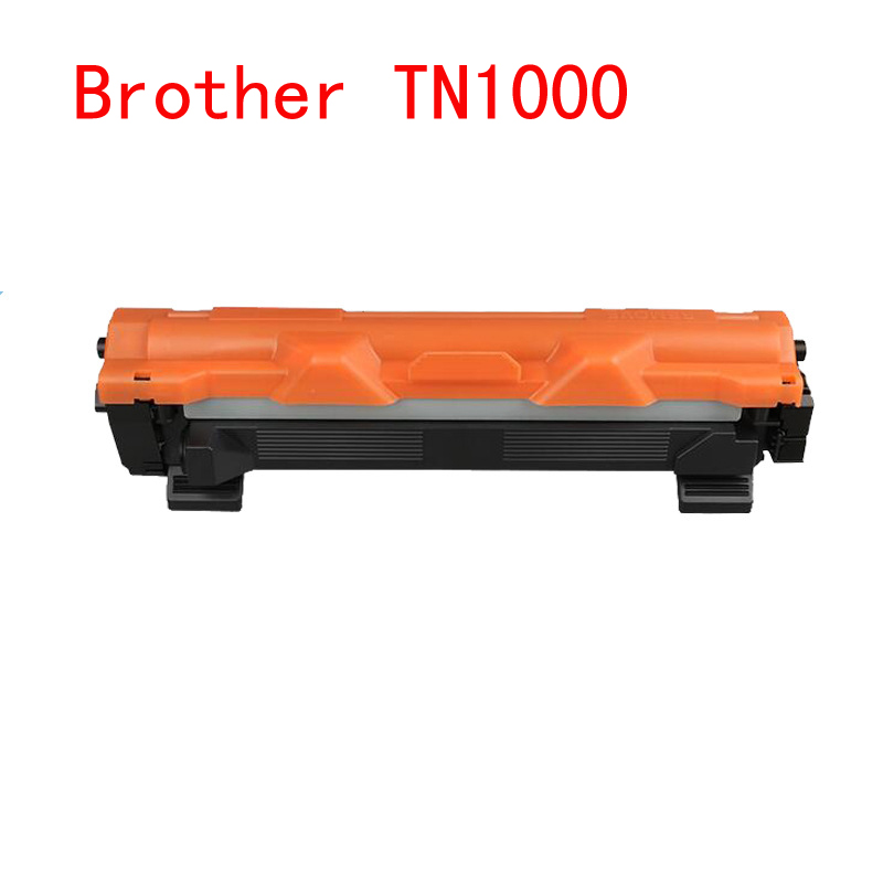 High Quality  Laser Printer   Toner Cartridge TN1000 TN1030 TN1070 TN1050 forBrother HL-1110 DCP-1510 MFC-18101815 printer parts compatible laser printer reset toner cartridge chip for toshiba 200 with 100% warranty