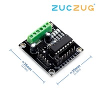 motor drive Mini 4-Channel Motor Drive Shield L293D Expansion Board Module High Voltage Current For Arduino UNO MEGA 2560 (1)