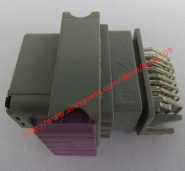 5 Set FCI ECU Connector 24 Way Male And Female Housing Sealed HCCPHPE24BKA90F