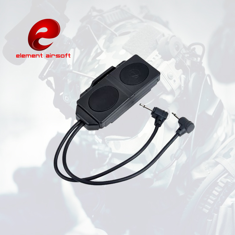 Element Airsoft Tactical Control remoto doble para Softair Wapens - Caza - foto 2