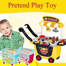 New 5 Types 1 Pcs/Set Pretend Play Kitchen Toy Tool Set Dresser Pizza Fruit Cut Checkout