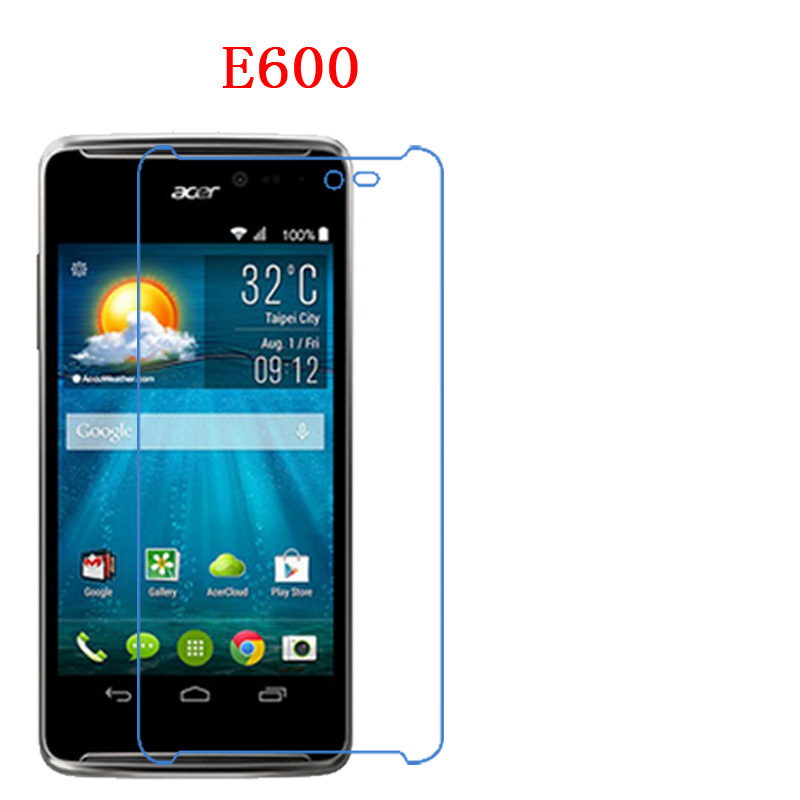 For Acer Liquid E600 X1S1 S510 Z5 Z150 E700 Z200 New Nano Impact Resistant Screen Protection Film