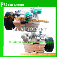 AUTO AIR CONDITIONING COMPRESSOR FOR CAR HYUNDAI TRAJET / SANTA Fe I 2.7 2.0 2000 2006 9770138171 97701 38171 9770126300