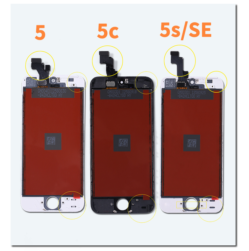lcd screen replacement for iphone 4 4s 5 5c 5s 6 6plus 6s 6splus 7 7plus 8 8plus X (6)
