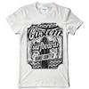 2017 Summer New Fashion Slim Slim Fit T Shirt Men O Neck Tees White Tee Shirt