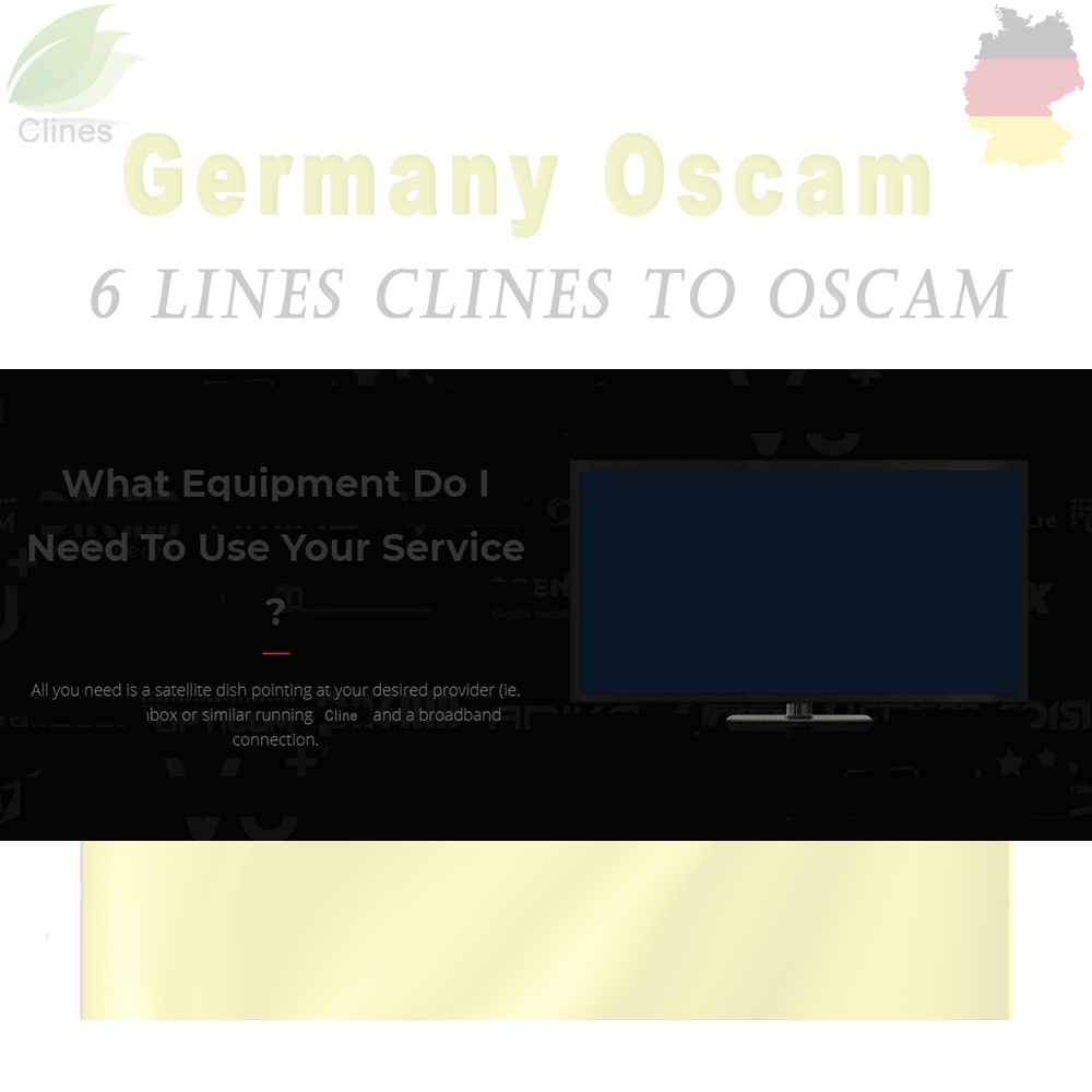 Image 4 - oscam germany cline stable Lines for 1 year europe Clines server for vu + solo duo se Satellite TV Receiver decoder-in Satellite TV Receiver from Consumer Electronics