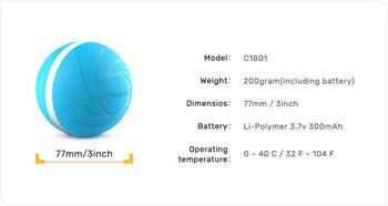 LED Rolling Light Ball 4