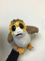 30cm Movie Star War The Last Jedi Warrior Alien Bird Porg Plush Stuffed Toy Gift For