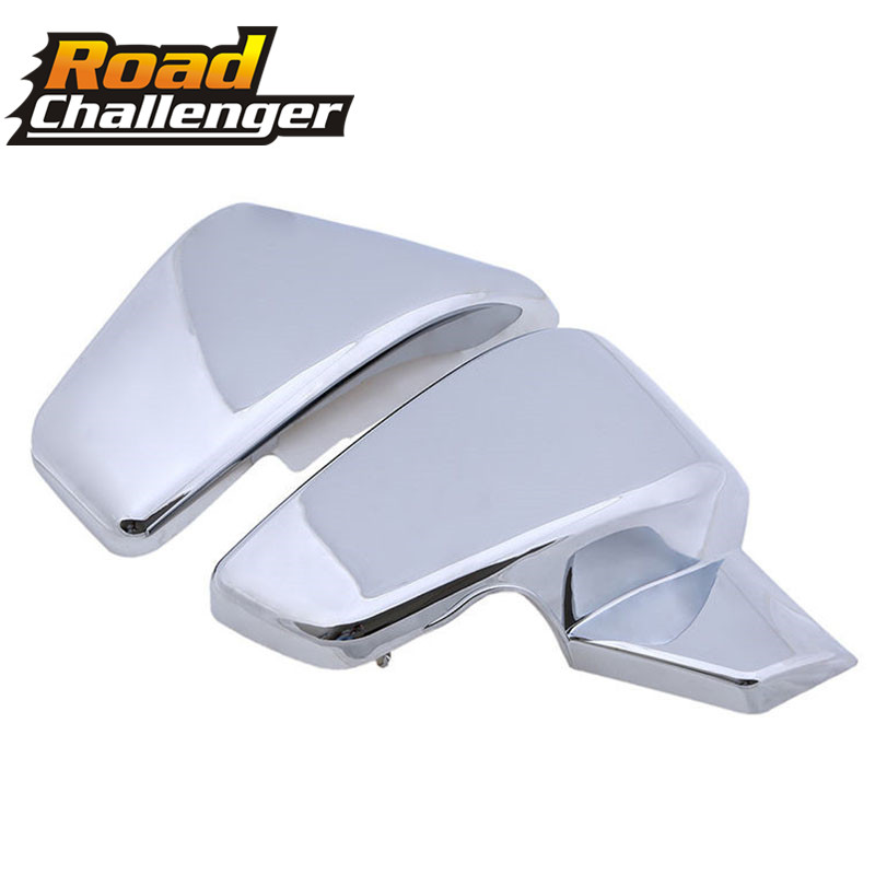 Motorcycle Side Battery Fairing Cover For Honda Shadow VLX 600 VT600C 1999 2008