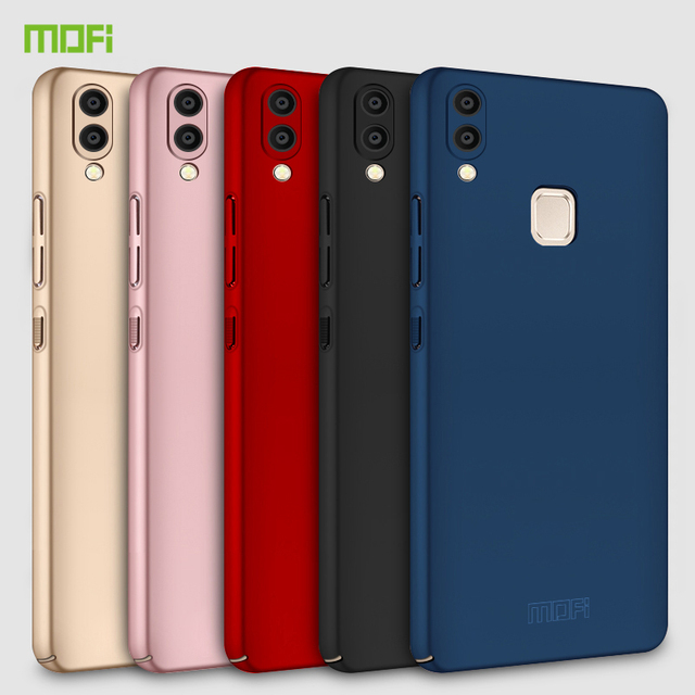 premium selection 24b6a fe7a4 US $5.39 10% OFF|For vivo v9 Case MOFI PC Hard Case For vivo v9 Cover High  Quality Fitted Cases For vivo v9-in Fitted Cases from Cellphones & ...