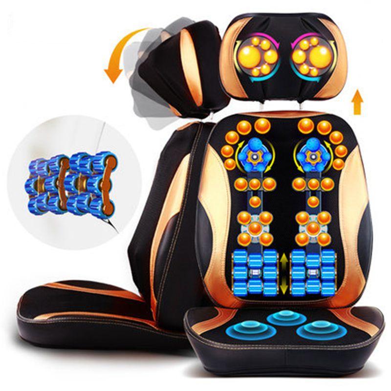 Health care Full body massager,neck shiatsu massage chair,back massager , massage pad muscle stimulator концентрат health