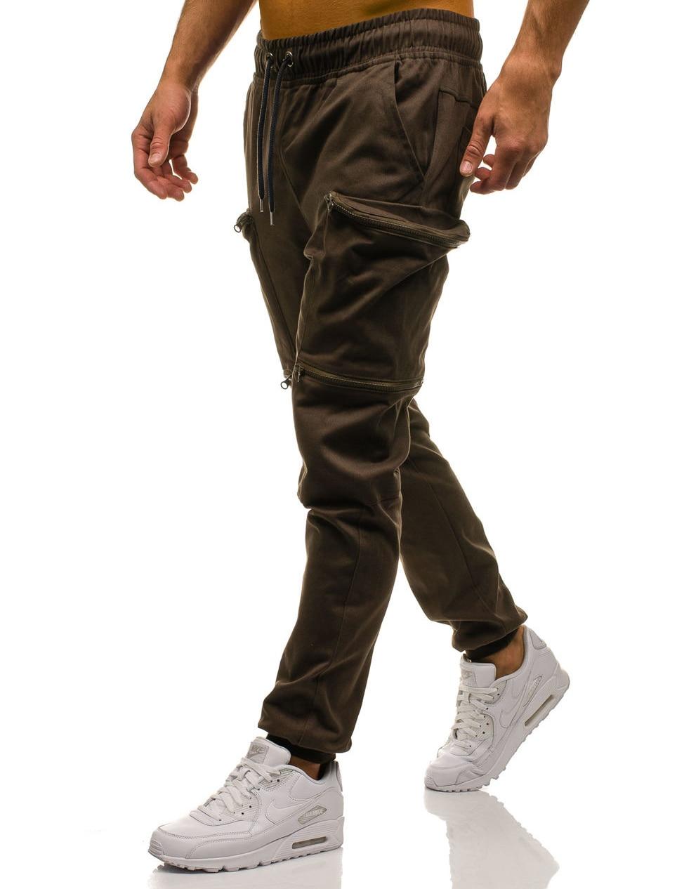 HTB1apzuL4YaK1RjSZFnq6y80pXa8 Mens Joggers 2019 New Red Camouflage Multi-Pockets Cargo Pants Men Cotton Harem Pants Hip Hop Trousers Streetwear XXXL