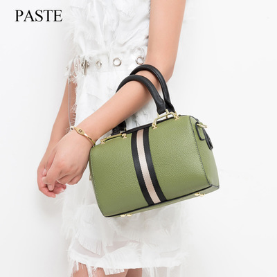 2017 Lovely Girl Cowhide Small Crossbody Bag Women Messenger Bags Genuine Leather Lady Bag Famous Brand