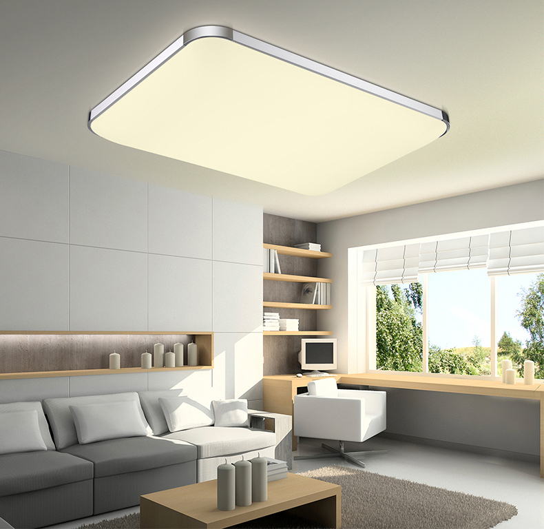 Dimbare moderne plafond verlichting voor woonkamer slaapkamer ...