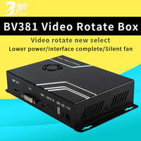 SZBITC Video Wall Controller Remote Splicing Processor4K2K TV Video Rotate Processor 90 Degrees 135degrees 225degrees 270degrees