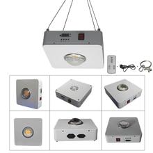 COB светодиодный светать полный спектр CREE CXB3590 100 W 12000LM 3000 K замена HPS 200 W растущая лампа крытый светодиодный подсветка для рассады