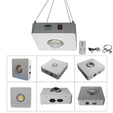 COB LED Grow Light Full Spectrum CREE CXB3590 100W 12000LM 3000K Replace HPS 200W Growing Lamp Indoor LED Plant Growth Lighting недорого