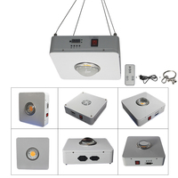COB LED Grow Light Full Spectrum CREE CXB3590 100W 12000LM 3000K Replace HPS 200W Growing Lamp Indoor LED Plant Growth Lighting