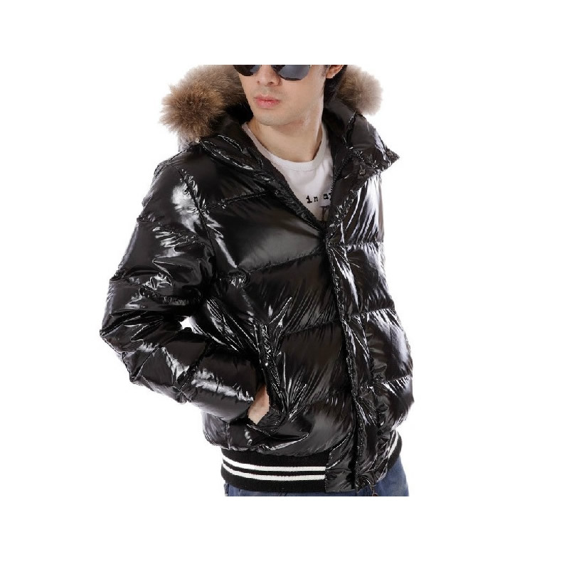 Wholesale Fashion Down Jackets with Fur Hooded for Boys & Mens Warm Thicker 80% White Duck Down Coats Winter Hommes Otwear Sale boys winter jackets 80