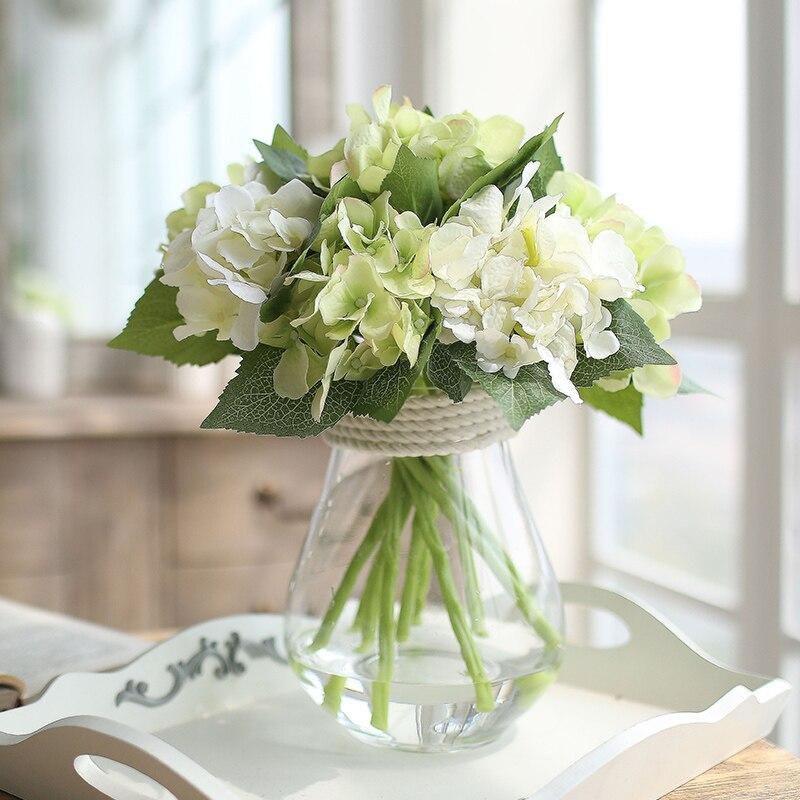 G nial composition florale vase haut transparent 4 composition florale vase haut transparent - Composition florale vase en verre ...
