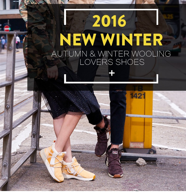 onemix New Waterproof Snow Boots Women Sneaker Men Trainers Walking Outdoor Athletic Comfortable Warm Wool Running Shoes Hotsell 12