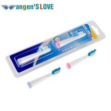 Сиго Зубная Щетка Головки для Lansung SG-610 SG-908 SG-917 Зубная Щетка Электрическая Замена Зубной Щетки Головы