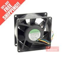 Para dell optiplex 740 780 servidor chassi ventilador pequeno sff PMD1208PMB1-A