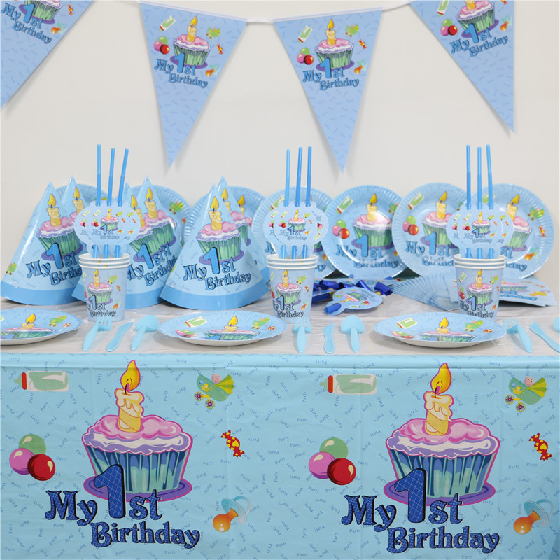 Popular boys 1st birthday party themes buy cheap boys 1st for 1st birthday party decoration for boys
