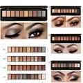 1 PC Espelho Shimmer Paleta Da Sombra Da Sombra de Olho Beleza Cosméticos Maquiagem 10 Cores