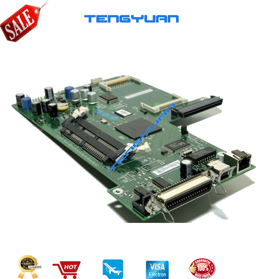 Free shipping 100% tested  for  HP2400 Formatter Board Q6507-61005 printer parts on sale free shipping for acer tmp453m nbv6z11001 ba50 rev2 0 motherboard hm77 tested