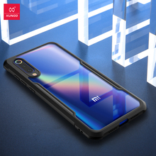 For Xiaomi Mi 9 SE Phone Case XUNDD Airbag Shockproof 360 Full Protective Back Cover for Mi9 se With Strap