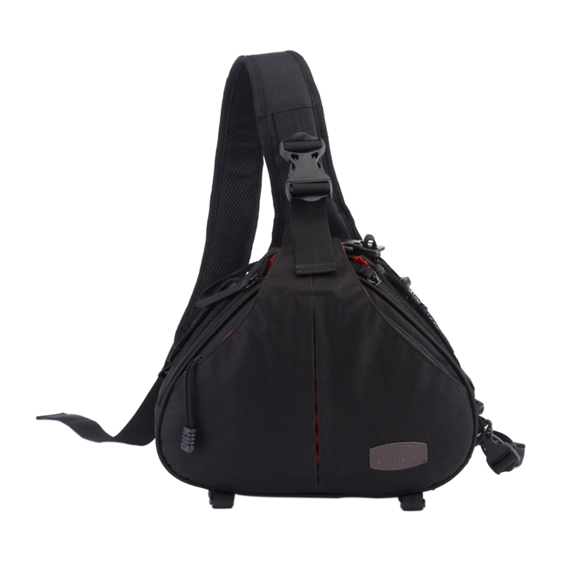 Caden K1 DSLR Camera Bag Case Messenger Shoulder Bag Black for Canon Nikon CS