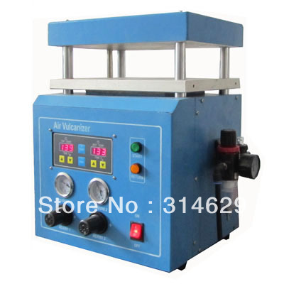 New Pneumatic Mould Vulcanizer Vulcanizing Machine Mini Vulcanizer for Lost Wax Casting Jewelry tools for Jewelry Supplies