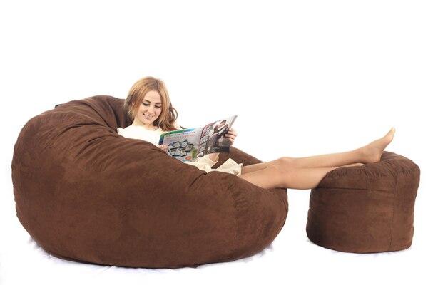 font bean bag chair adult kids room curtains ideas rugs