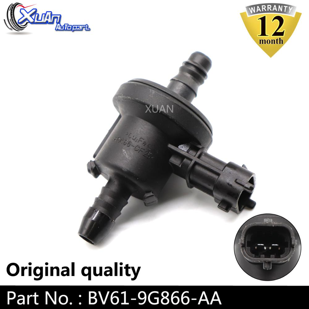 XUAN Exhaust System Vacuum Valve Purge Solenoid BV61-9G866-AA For Ford