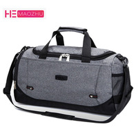 2018 Nylon Travel Bag Large Capacity Men Hand Luggage Travel Duffle Bags Nylon Weekend Bags Women Multifunctional Travel Bags