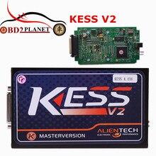 2017 высоким качеством KESS V2 SW V2.32 FW V4.036 KESS OBD2 менеджер Тюнинг Комплект V2.32 Чип ECU Инструмент настройки без маркер Ограничение