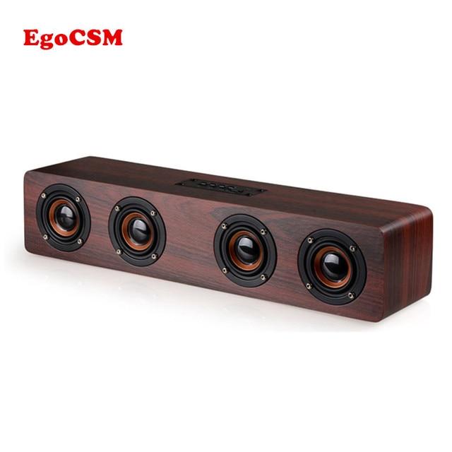 2017 New Design Bluetooth Speaker 4 HiFi Speakers TF Card AUX ...
