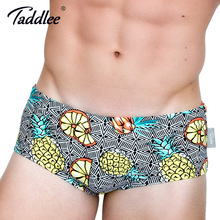 Taddlee Brand Sexy Men Swimwear Swimming Briefs Bikini Swimsuits Swim Surf Board Shorts Bathing Suirts XXL Swim Boxer Trunks Gay