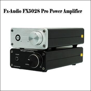 Feixiang FX-AUDIO FX502SPRO HIFI Audio Digital High Power Amplifier Home Mini Professional Amp TPA3250+NE5532 24V 4A 2 Colors wavefun xpods 3