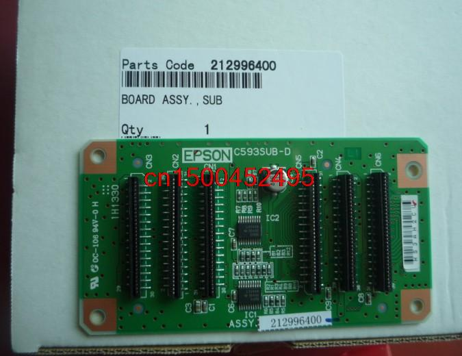 New and origina PCB board for EPSON PRO-4400 4450 4800 4880C  PX6250 6550 4880 BOARD ASSY.,SUB vilaxh paper cutter blade for epson 4880 7800 9600 9880 9800 4800 7880 4000 4400 4450 9400 7600 printer for epson 4880 blade