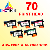 5x High Quality For HP70 For HP Designjet Z2100 Z3100 B8850 B9180 Printer Head
