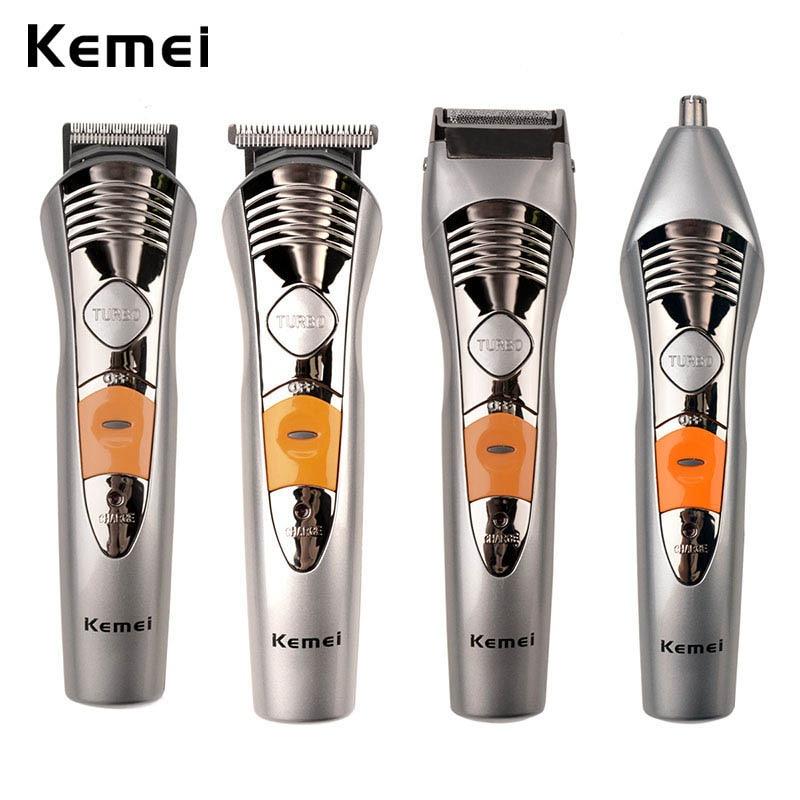 7 in1 Professional Hair Clipper Kit Electric Shaver Nose Ear Beard Trimmer For Men Haircut Tool Hair Cutting Machine Razor Set42
