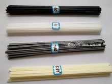 ABS/PP/PVC/PE Plastic Welding Rods Sticks 200x5x2mm with Corrosion Resistance For Plastic Welder