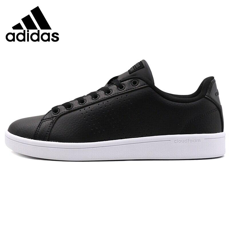 Prix pour Original Nouvelle Arrivée 2017 Adidas NEO AVANTAGE Étiquette PROPRE Hommes de Planche À Roulettes Chaussures Sneakers