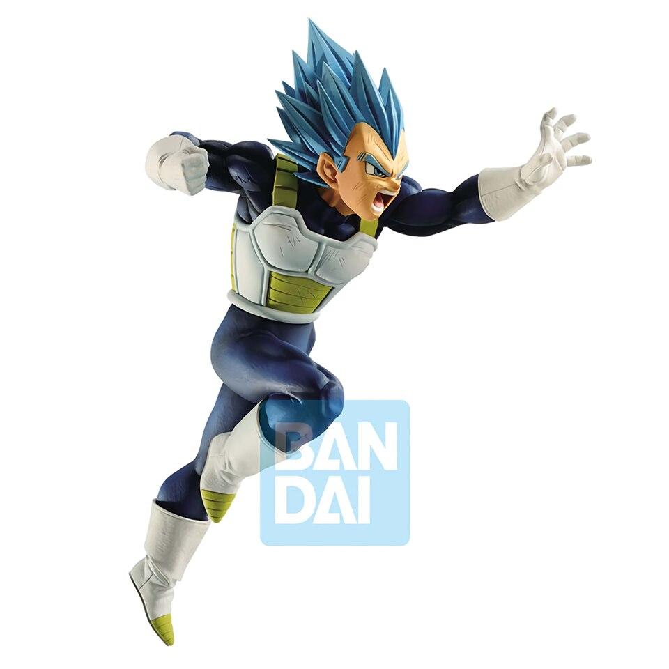 Tronzo oryginalny Banpresto Dragon Ball Super Z BATTLE rysunek Vegeta SSJ niebieski pcv Action model figurki zabawki DBZ za granicą ograniczona w Figurki i postaci od Zabawki i hobby na  Grupa 1