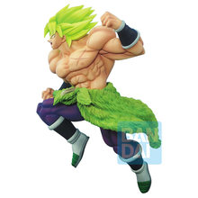 Tronzo Original Banpresto Dragon Ball Super Saiyan Broly Full Power Z-BATTLE Brolly FIGURA Broly PVC Action Figure Modelo Brinquedos(China)