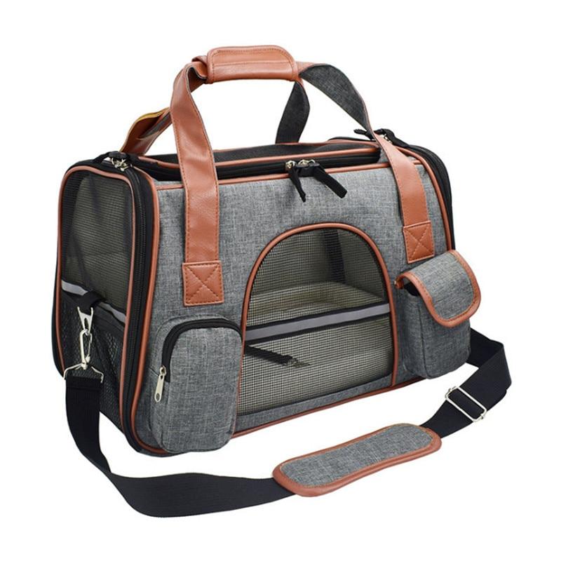 Breathable K9 Dog Backpack Carrier 1